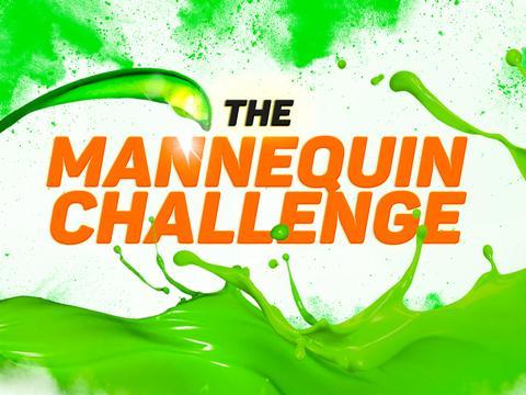 Mannequin Challenge Sydney!