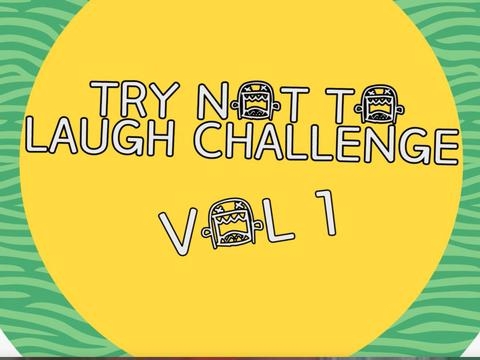 Try not to Laugh Challenge Vol 1!