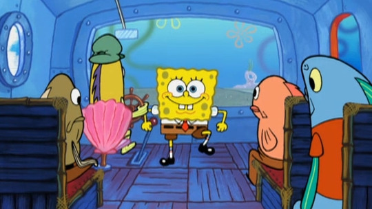"SpongeBob SquarePants: ""Anything for Baby"""