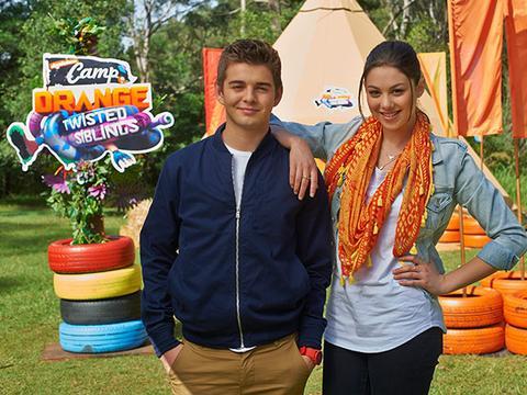 Camp Orange: Twisted Siblings - Hosts!