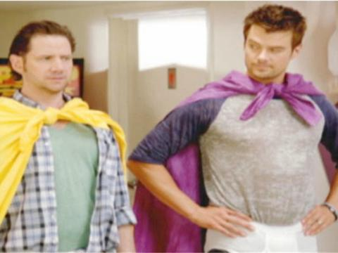 Behind the Scenes with Josh Duhamel and Jamie Kennedy