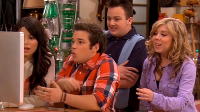 icarly imeet the first lady watch online free Watch icarly season 5 (2011) season 1 episode 03- full episodes-watch icarly season 5 (2011) full episodes online synopsis: carly hosts her own ho.