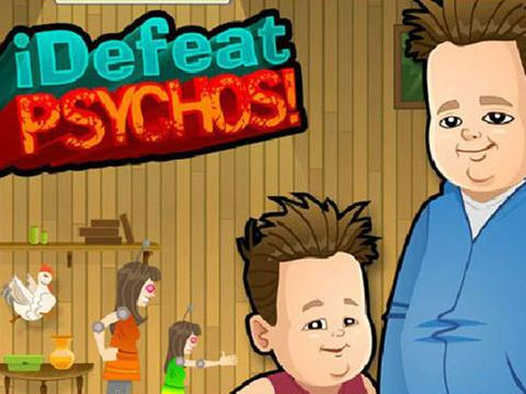 iCarly | iDefeat Psychos