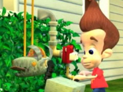"Jimmy Neutron: ""Cookie Time"""
