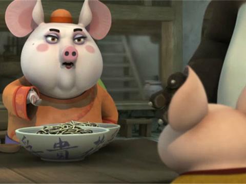 Qilin Time: Eat Your Noodles