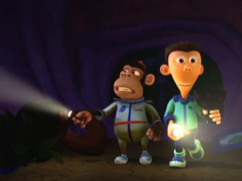 "Planet Sheen: ""Desperate Houseguests: Monster Chicken!"""