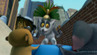 "Penguins of Madagascar: ""Operation Big Blue Marble: Gift from the Sky Gods"""