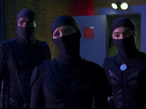 "Supah Ninjas: ""Frostbite: Ice Cream Vigilante"""