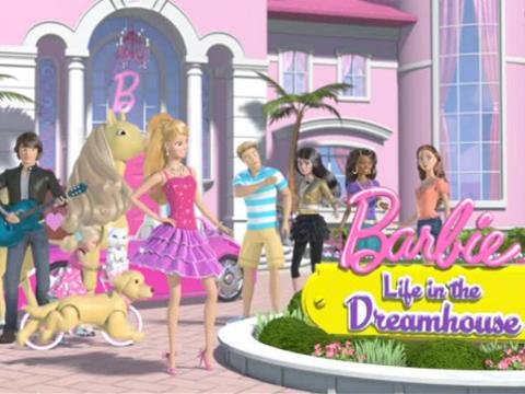 Barbie: Ken-Tastic, Hair-Tastic