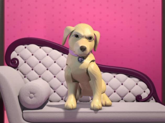 Barbie: Pet Peeve!