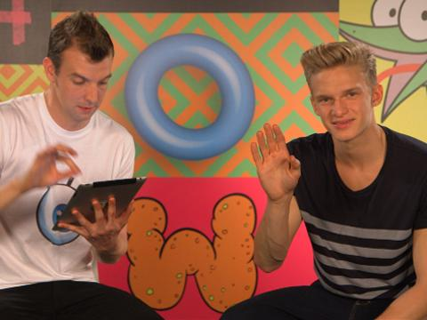 Cody Simpson: What's it like being famous?