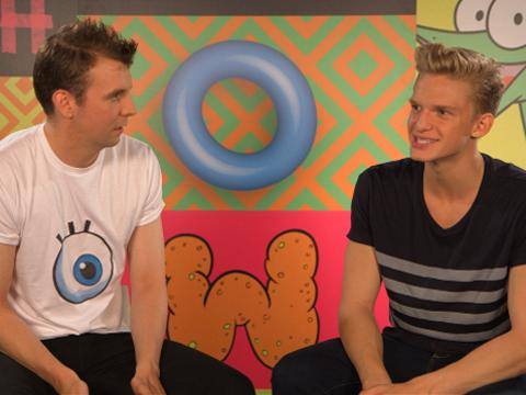 Cody Simpson: Interviewed by Luke part 1