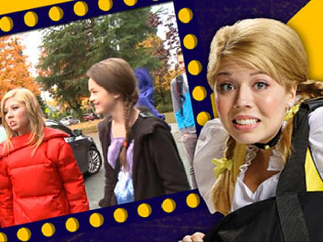 Swindle: On Set with Jennette