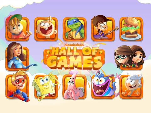 Nickelodeon: Oyun Salonu