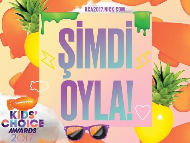 KCA 2017 için Oy Ver!