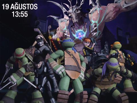 Süper Shredder Final Bölümleri!