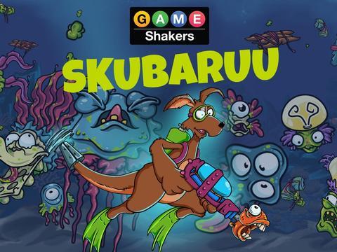 Game Shakers: Skubaruu