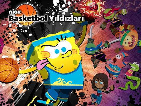 Nickelodeon Basketbol Yıldızları