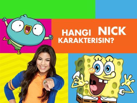 Hangi Nick Karakterisin?