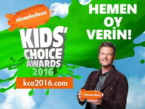 KCA 2016 için Hemen Oy Verin!