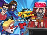 Danger y Thunder: Rescate en el tren