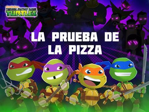 La prueba de la pizza