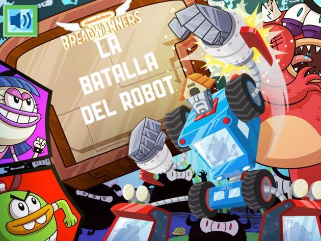 La batalla del robot