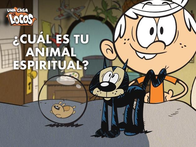 ¿Cuál es tu animal espiritual?