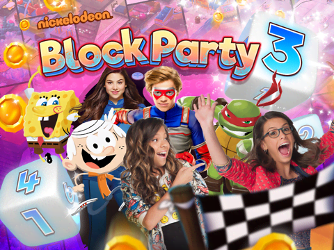 Nickelodeon Bloqueton 3