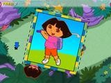 El mini-golf de Dora