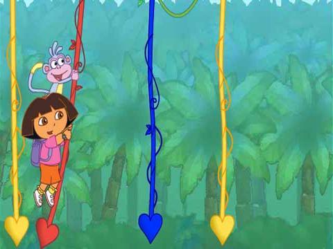 Dora y la tarjeta perdida de San Valentín