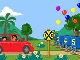 La aventura de Dora en la ciudad