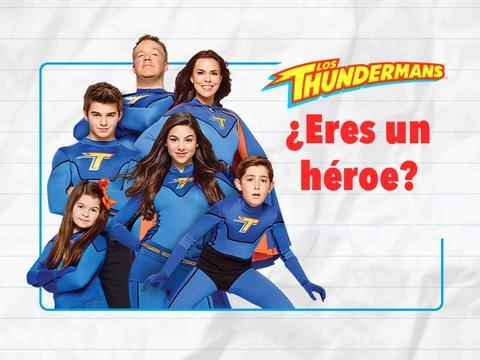 ¿Eres un héroe?