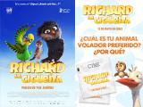 ¡Persigue tus sueños junto a Richard, la cigüeña!