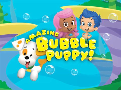 Bubble Guppies: El increible Bubble Puppy