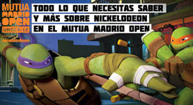 NICKELODEN EN EL MUTUA MADRID OPEN 2013