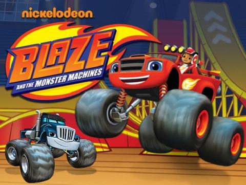 Blaze y los Monster Machines - Racing Game