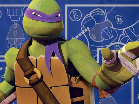 """Las Tortugas Ninja: """"Los inventos de Donnie"""""""