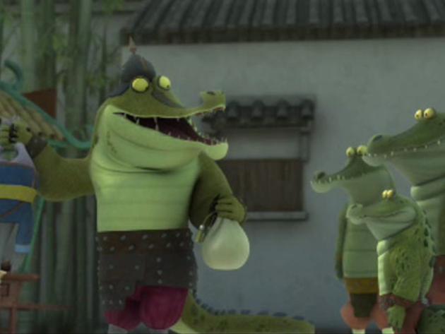 """Kung Fu Panda: """"Operanción Dragón"""" PARTE 1"""
