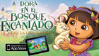 iPhone: Dora en el bosque encantado