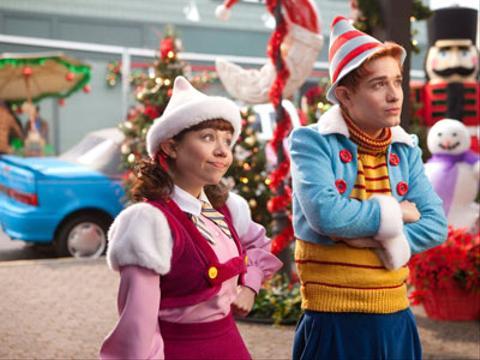 La Navidad Mágica de Timmy: Las fotos de la película