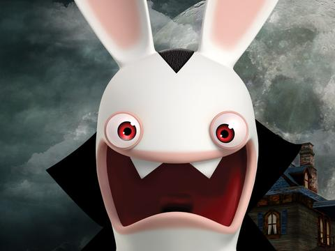 "Rabbids: ""Disfraces de Halloween"""