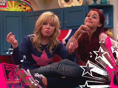 "Sam y Cat: ""Rockeando"""