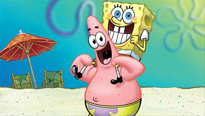 Bob Esponja y Patricio Los mejores amigos  Fotos  Nickelodeon