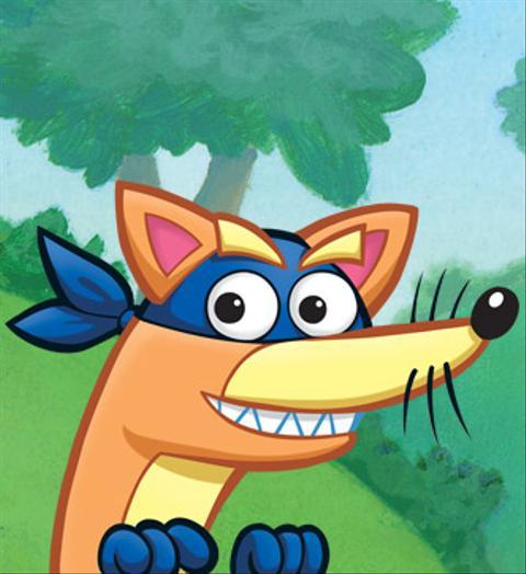 Swiper, el zorro