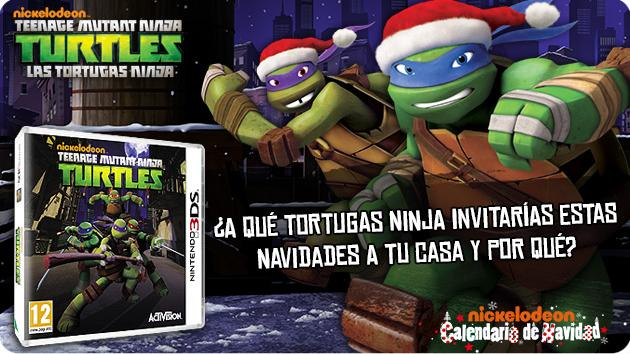 CONCURSO DE NAVIDAD LAS TORTUGAS NINJA