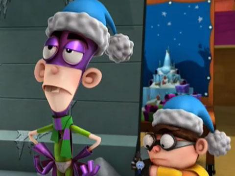 """Fanboy y Chum Chum:"""" Feliz Nievidad"""""""