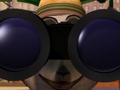 """Pingüinos de Madagascar: """"Ponte las pilas"""""""