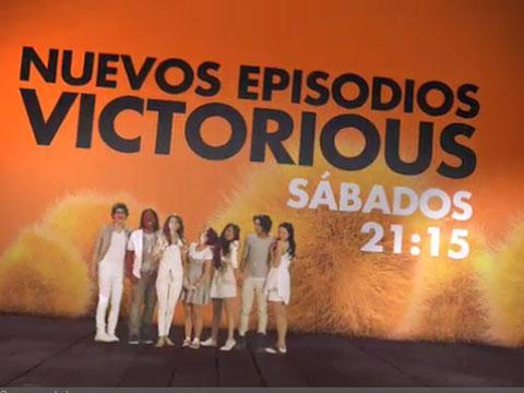 ¡¡¡NUEVOS EPISODIOS DE VICTORIOUS!!!