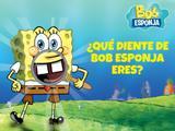¿Qué diente de Bob Esponja eres?